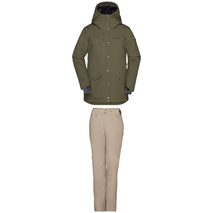 Norrona - Roldal GORE-TEX Insulated Parka + Pants - Women's