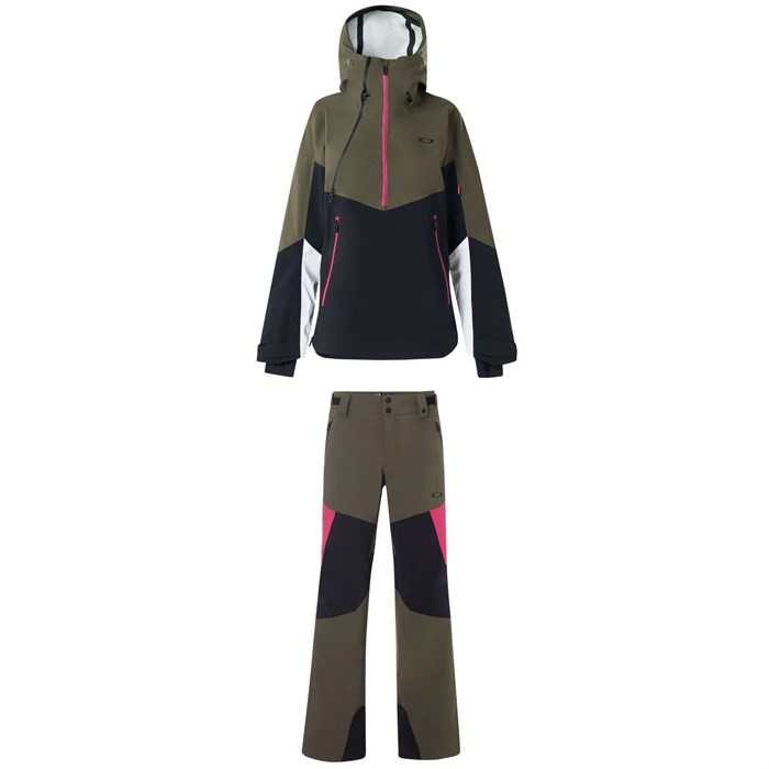 Oakley - Phoenix 2.0 Shell 3L 15K Jacket + Oakley Phoenix 2.0 Shell 3L 15K Pants - Women's