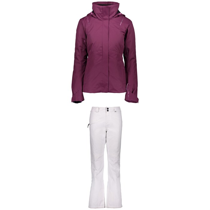 Obermeyer - Tetra System Jacket + Obermeyer Malta Pants - Women's