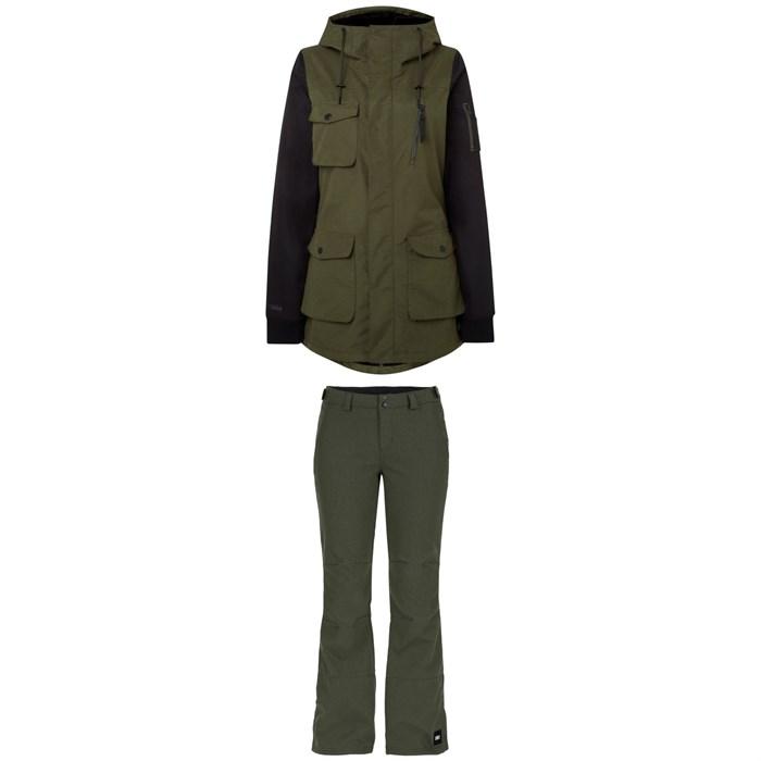 O'Neill - Cylonite Jacket + O'Neill Spell Pants - Women's