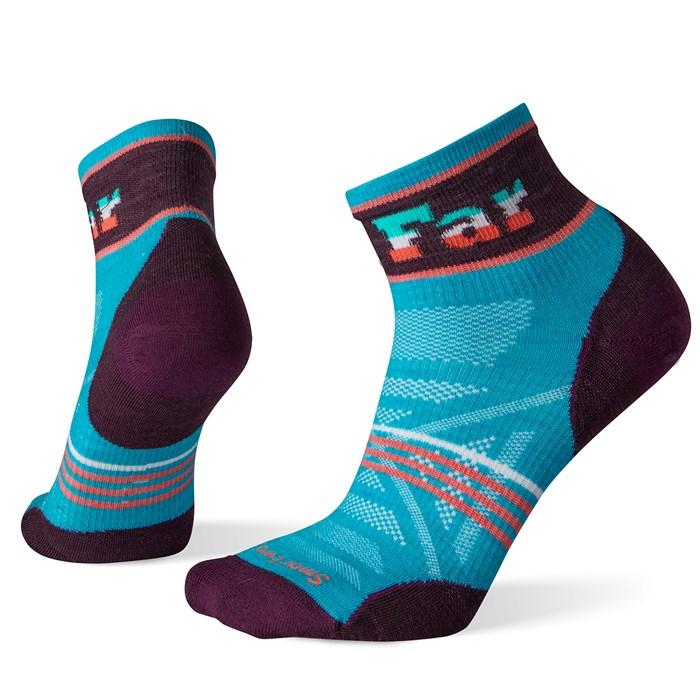 Smartwool - PhD® Outdoor Ultra Light Pattern Mini Socks - Women's