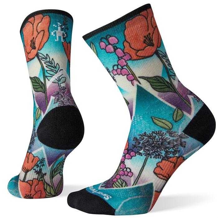 Smartwool - PhD® Pro Endurance Print Crew Socks - Women's