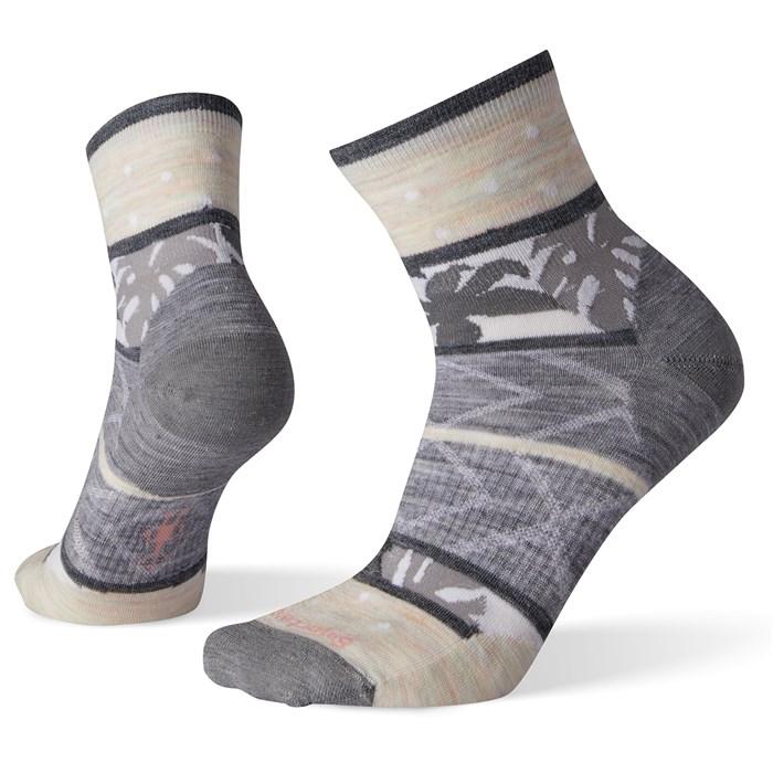Smartwool - Floral Dot Mini Boot Socks - Women's