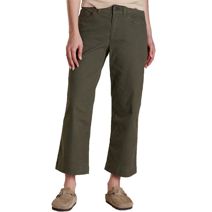 Toad & Co - Earthworks Wide Leg Pants - Women's