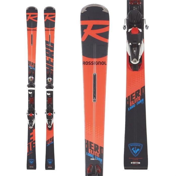 Rossignol - Hero Elite LT Ti Skis + SPX 12 Konect GW Bindings 2020 - Used