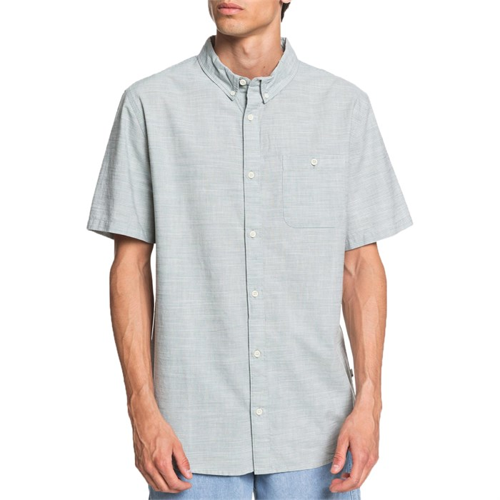Quiksilver - Firefall Short-Sleeve Regular Shirt
