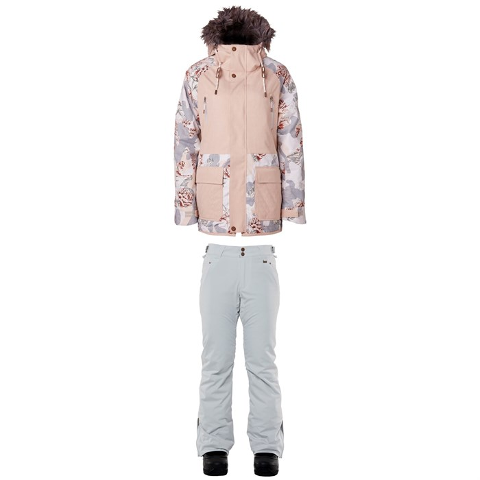 Rojo Outerwear - Dakota Jacket + Stretch Jean Pants - Women's