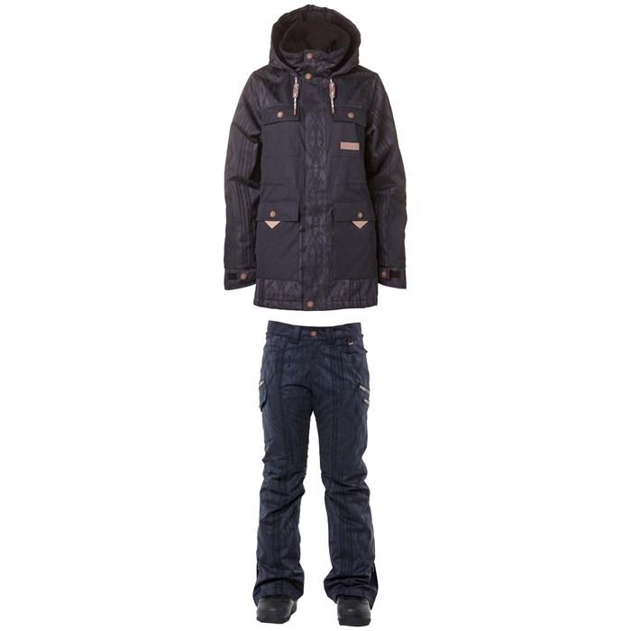 Rojo Outerwear - Ashton Jacket + Snow Culture Pants - Women's