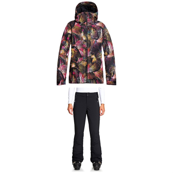 Roxy - GORE-TEX 2L Essence Jacket + Montana Pants - Women's