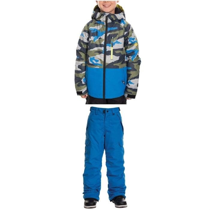 686 - Jinx Insulated Jacket + Infinity Cargo Pants - Big Boys'