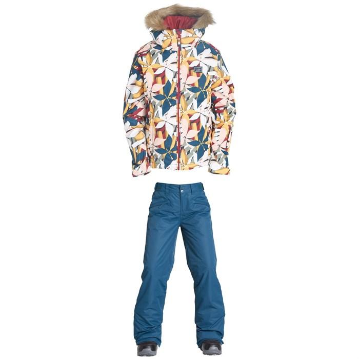 Billabong - Sula Jacket + Alue Pants - Big Girls'