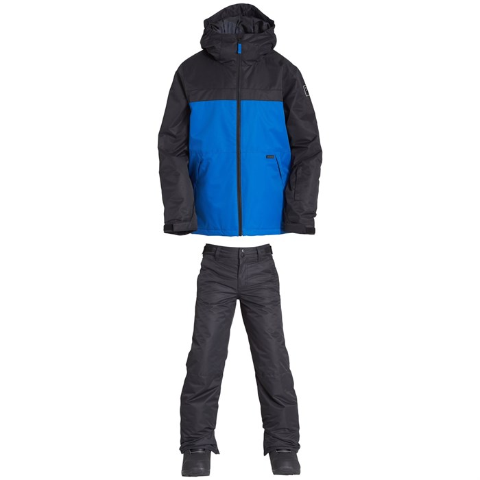 Billabong - All Day Jacket + Grom Pants - Big Boys'