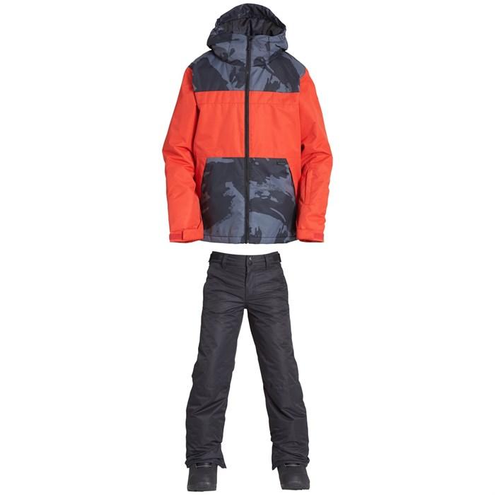 Billabong - All Day Jacket + Grom Pants - Big Boys'