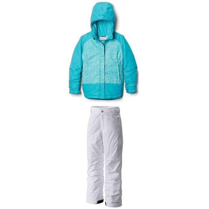 Columbia - Mighty Mogul Jacket + Starchaser Peak II Pants - Girls'