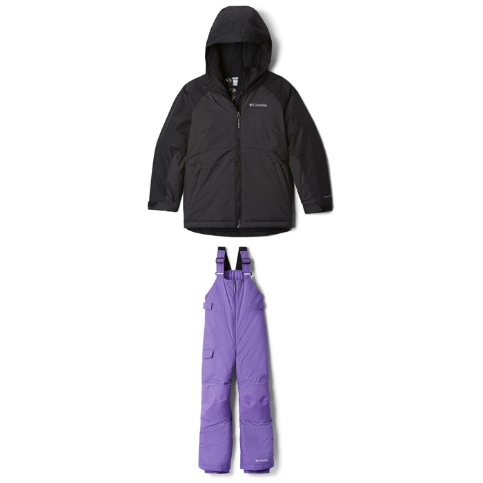 Columbia - Alpine Action II Jacket + Adventure Ride Bibs - Big Kids'