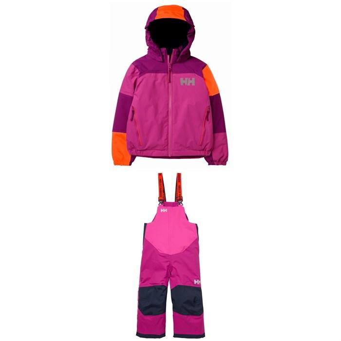 Helly Hansen - Rider 2 Insulated Jacket + Rider 2 Bibs - Little Kids'
