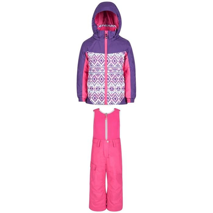 Jupa - Emily Jacket + Beatrice Polar Fleece Top Pants - Little Girls'