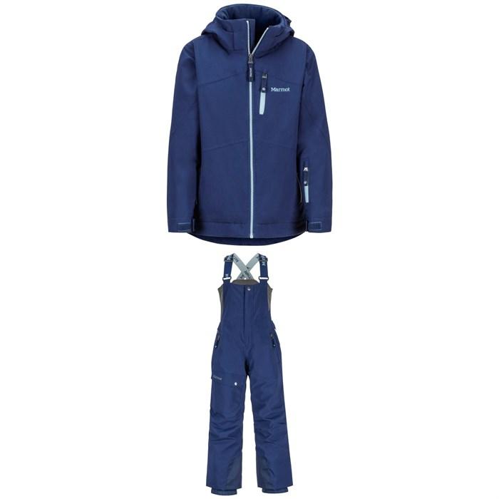 Marmot - Ripsaw Jacket + Rosco Bibs - Big Kids'