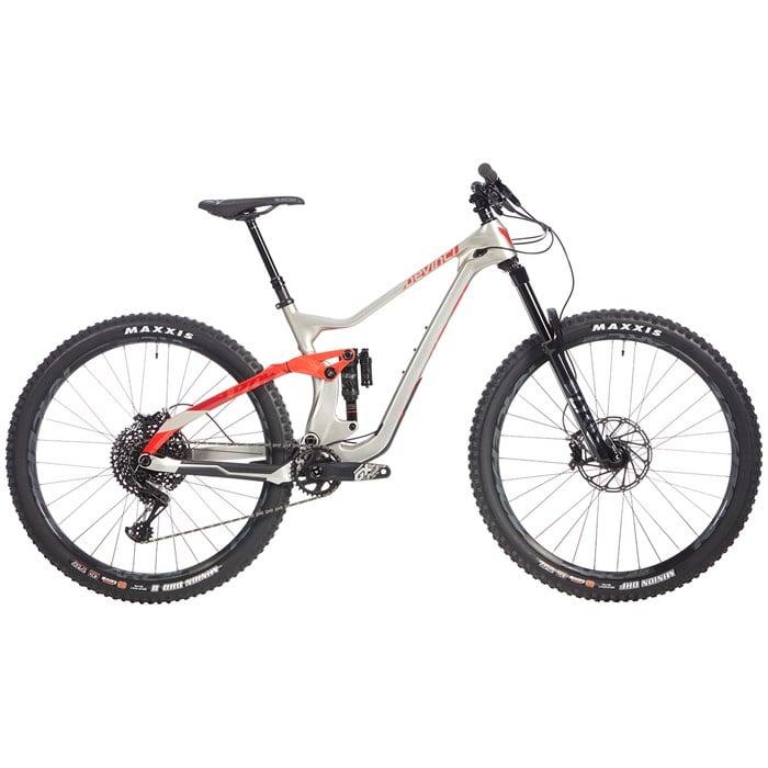 Devinci - Troy Carbon 29 X01 LTD 12S Complete Mountain Bike 2020