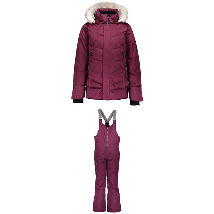 Obermeyer - Meghan Jacket + Anya Bib Pants - Big Girls'
