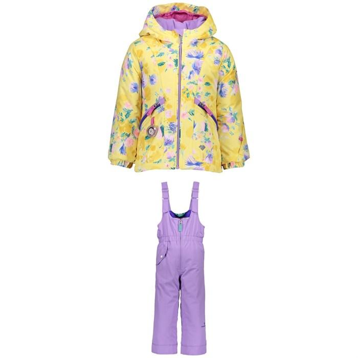 Obermeyer - Glam Jacket + Snoverall Pants - Little Girls'