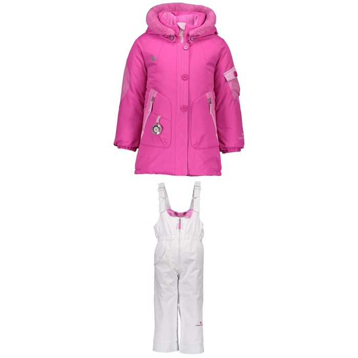 Obermeyer - Pop Star Jacket + Snoverall Pants - Little Girls'