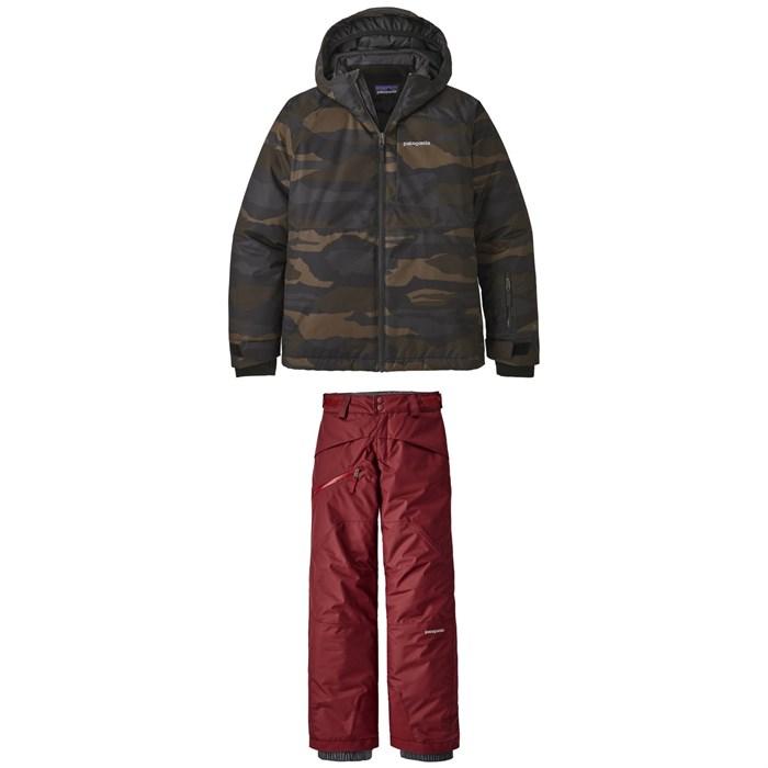 Patagonia - Snowshot Jacket + Patagonia Snowshot Pants - Big Boys'