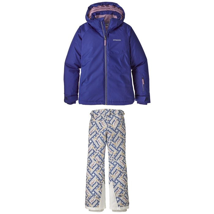 Patagonia - Snowbelle Jacket + Patagonia Snowbelle Pants - Big Girls'