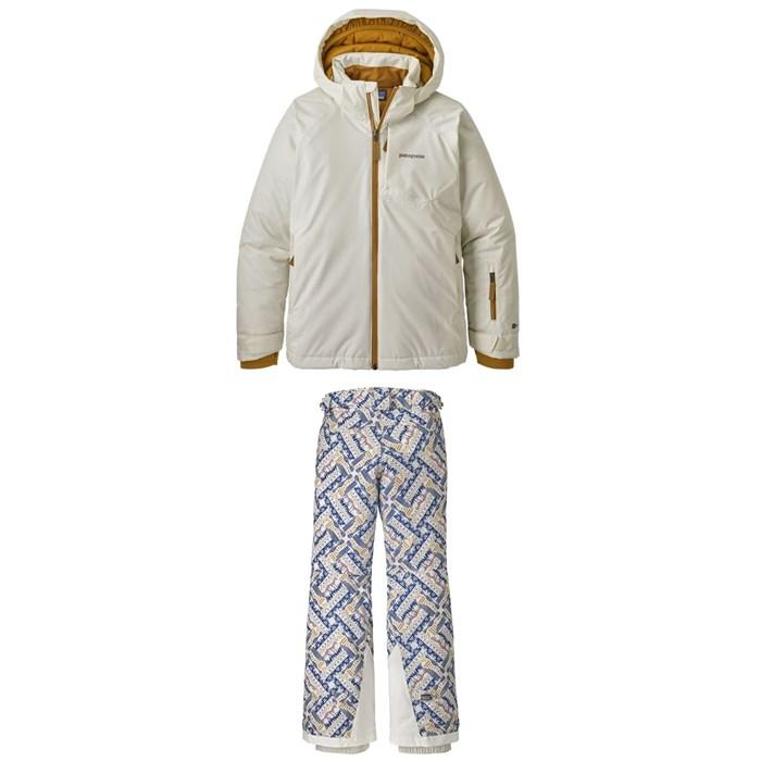 Patagonia - Snowbelle Jacket + Patagonia Snowbelle Pants - Big Girls'
