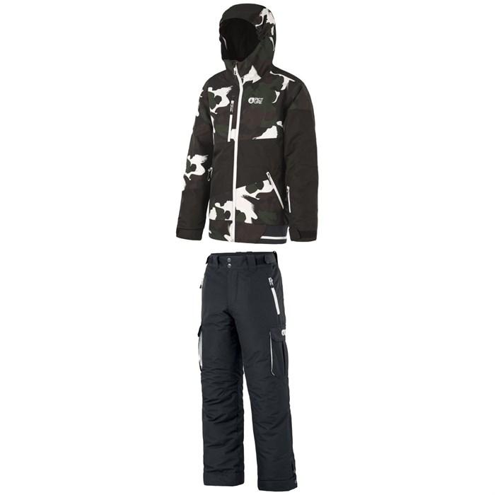 Picture Organic - Slope Jacket + August Pants - Big Kids'