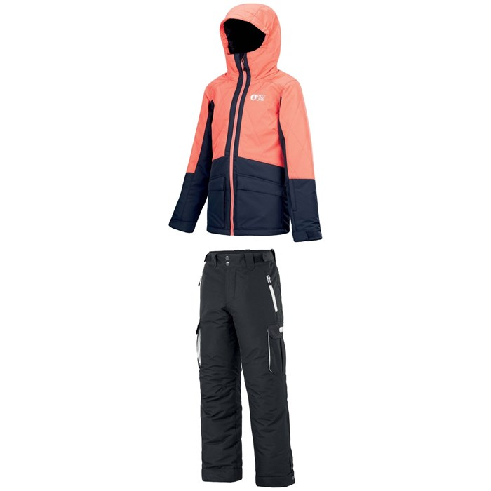 Picture Organic - Leeloo Jacket + August Pants - Big Kids'