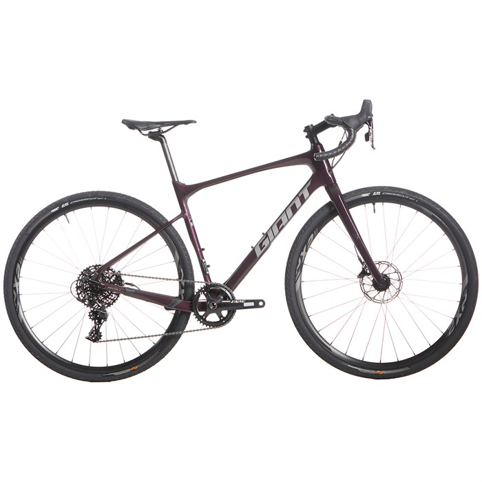 Giant - Revolt Advanced 1 Complete Bike 2020