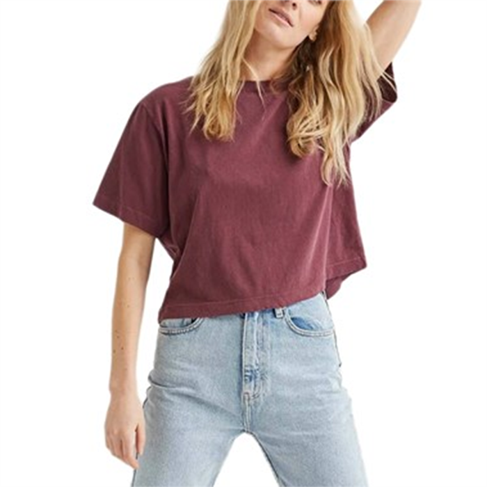 Richer Poorer - Relaxed Crop T-Shirt - Women's