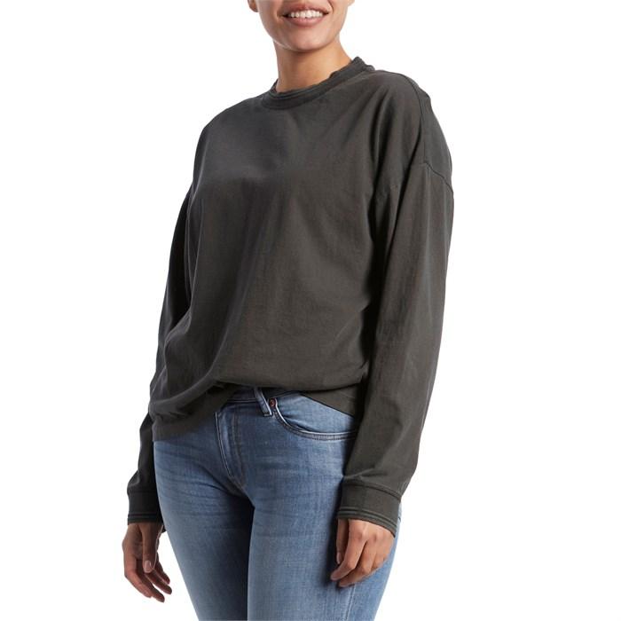 Richer Poorer - Relaxed Long-Sleeve T-Shirt - Women's