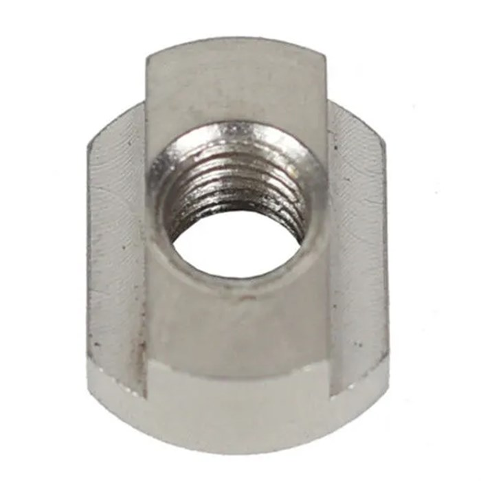 Slingshot - Threaded Stainless Steel M8 Nut