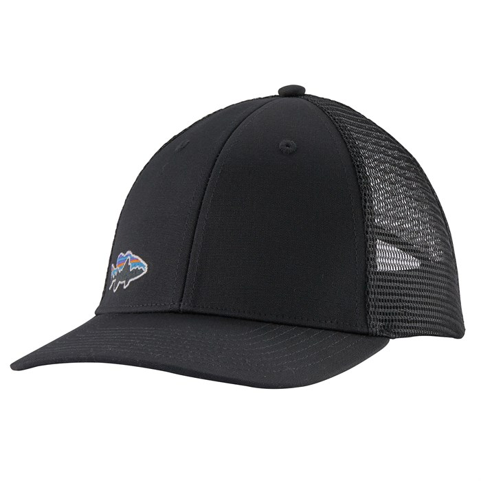 Patagonia - Small Fitz Roy Fish LoPro Trucker Hat