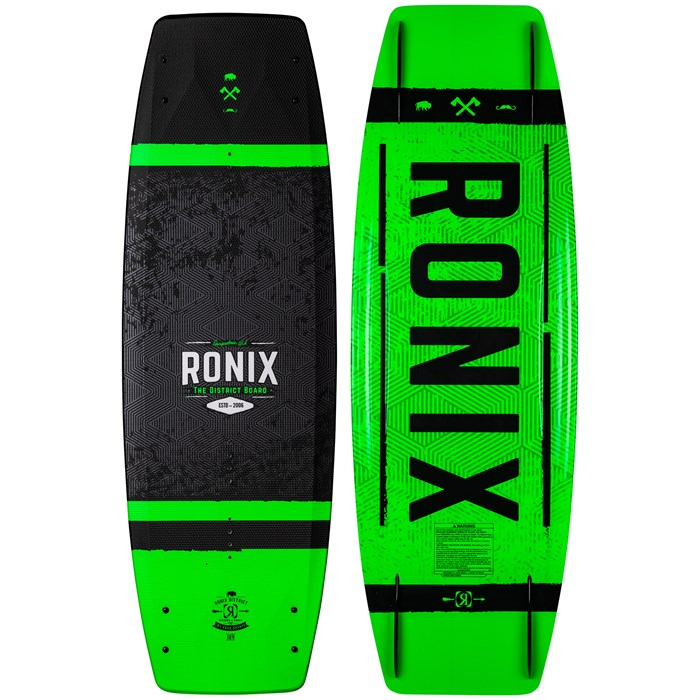 Ronix - District Wakeboard - Kids' 2020
