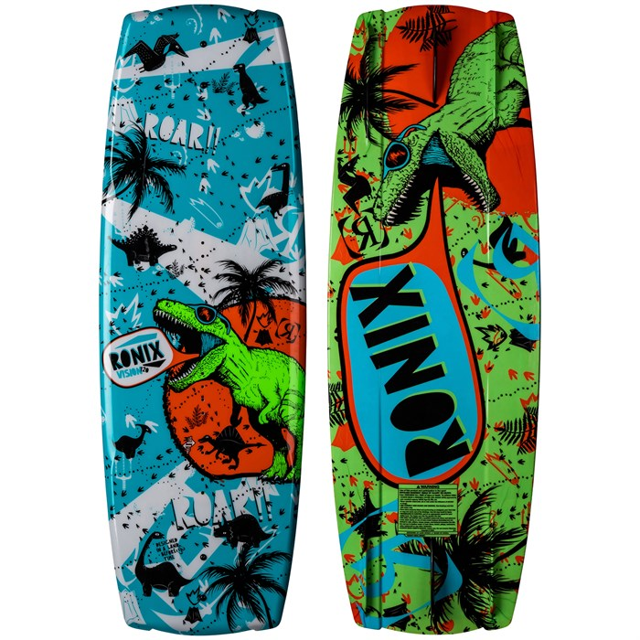 Ronix - Vision + Divide Wakeboard Package - Kids' 2020