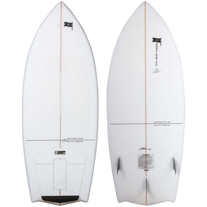Ronix - Flyweight Bat Tail Thruster Wakesurf Board 2020