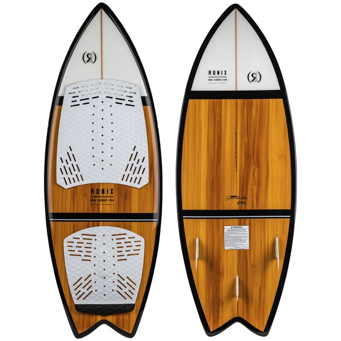 Ronix - Koal Classic Fish Wakesurf Board 2020