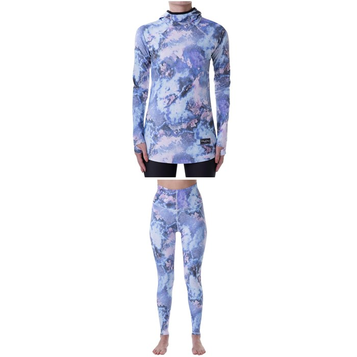 BlackStrap - Cloudchaser Hooded Top + Sunrise Pants - Women's