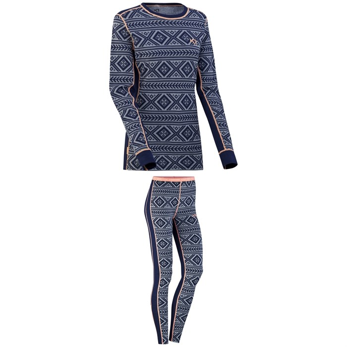 Kari Traa - Floke Long Sleeve Top + Floke Pants - Women's