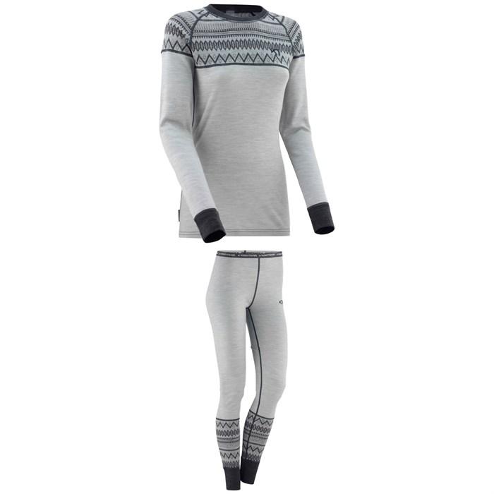 Kari Traa - Løkke Long-Sleeve Shirt + Løkke Pants - Women's