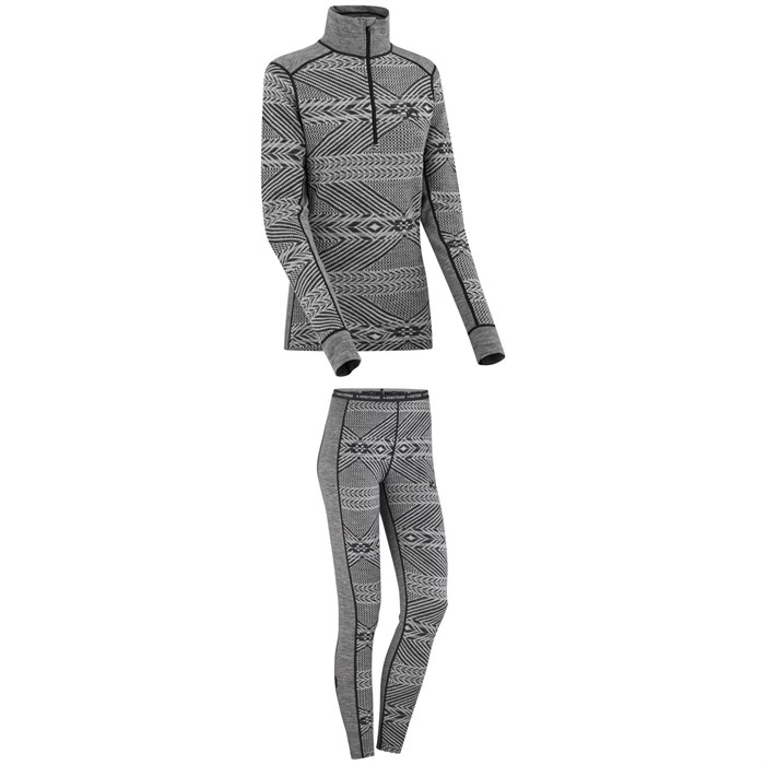Kari Traa - Sjarm Half Zip Top + Sjarm Pants - Women's