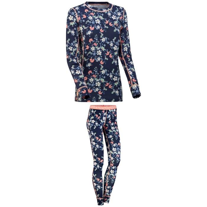 Kari Traa - Sjolvsagt Long Sleeve Top + Sjolvsagt Pants - Women's