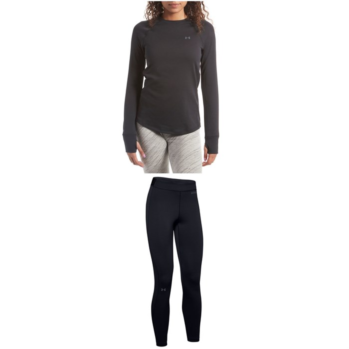 Under Armour - UA Base™ 2.0 Crew Top + Leggings - Women's