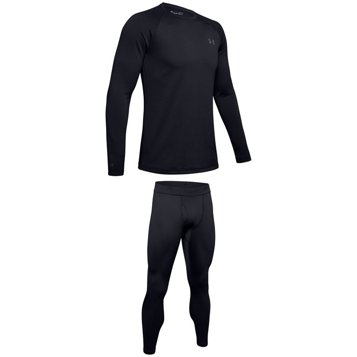 Under Armour - UA Base™ 3.0 Crew Top + UA Base™ 3.0 Legging Pants