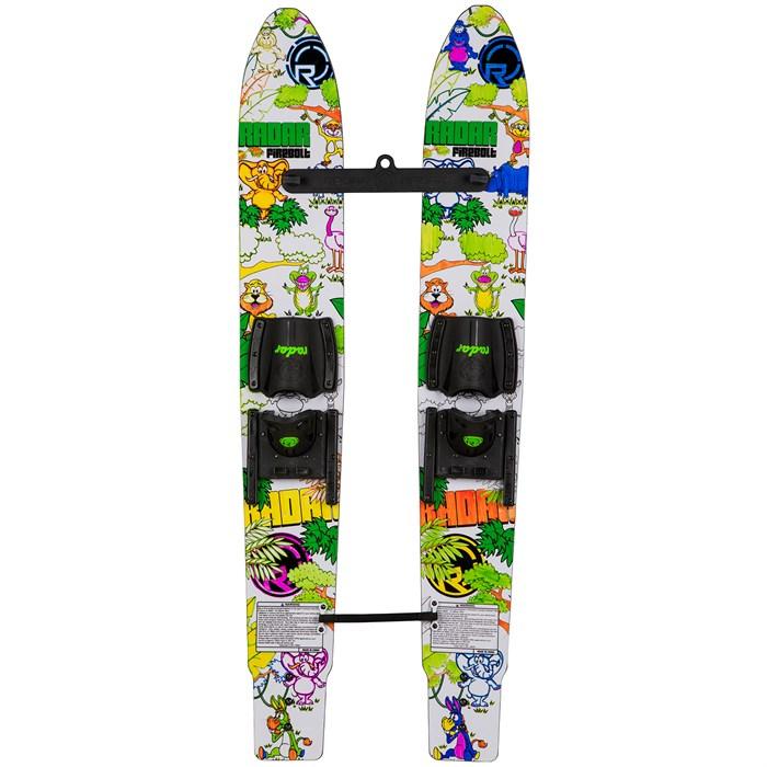 Radar - Firebolt Water Skis with Adjustable Horseshoe Bindings - Kids'