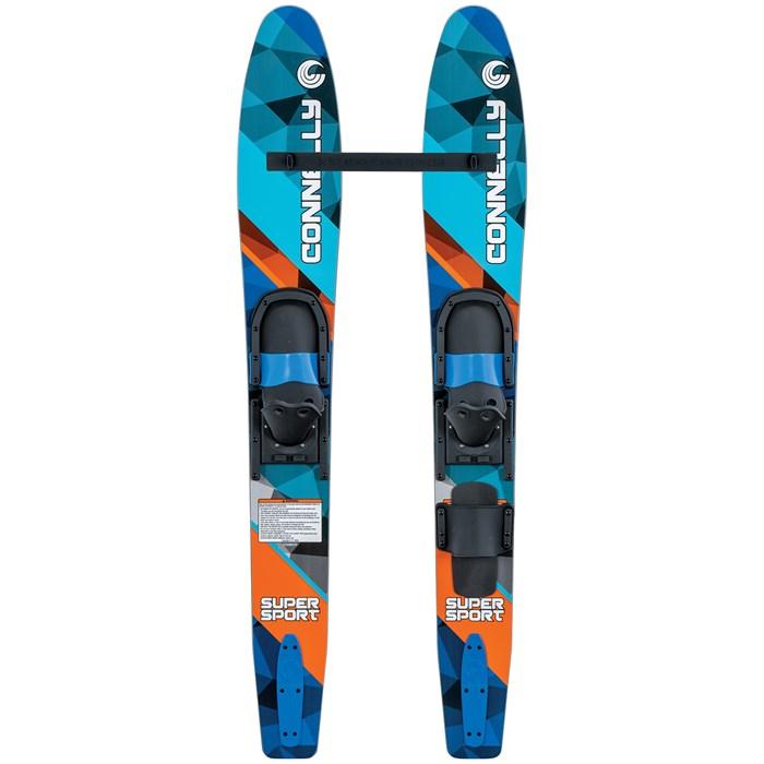 Connelly - Super Sport Water Skis + Jr. Slide Adjustable Bindings - Big Kids'