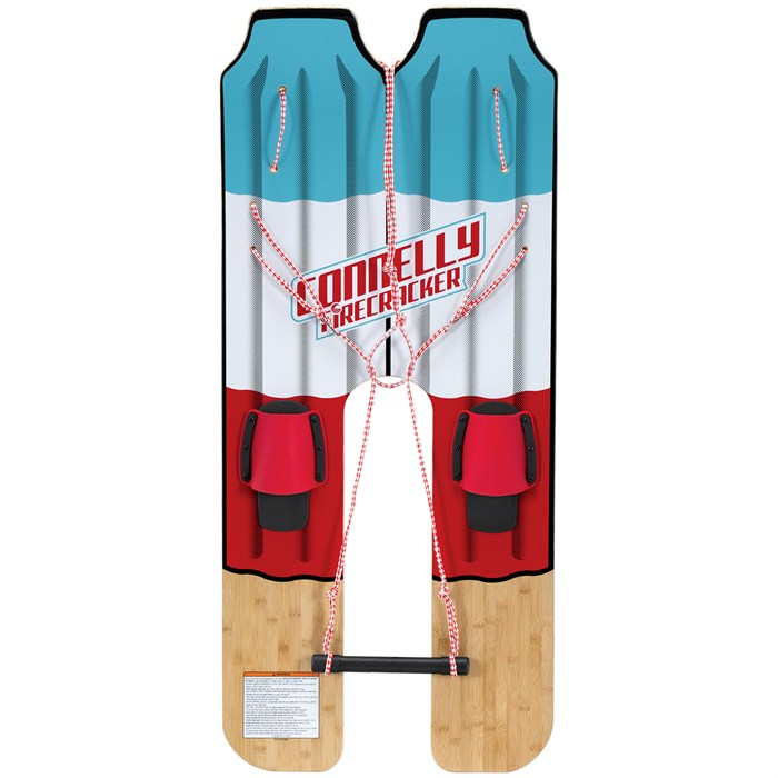 Connelly - Firecracker Trainer Water Skis - Kids'